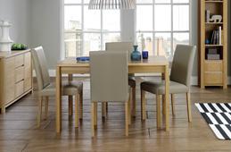 Casa Oak Dining Furniture