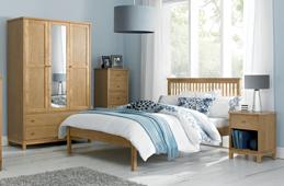 Atlanta Oak Bedroom Collection