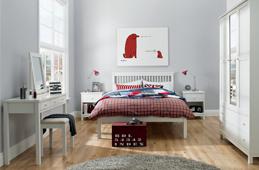 Atlanta White Bedroom Collection