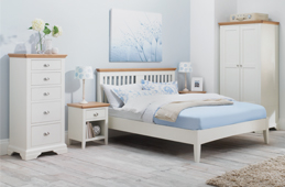 Hampstead Two Tone Bedroom Furniture