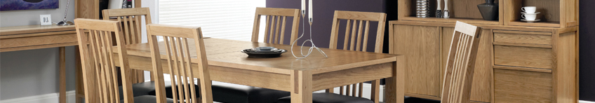 Studio Oak Living & Dining Collection