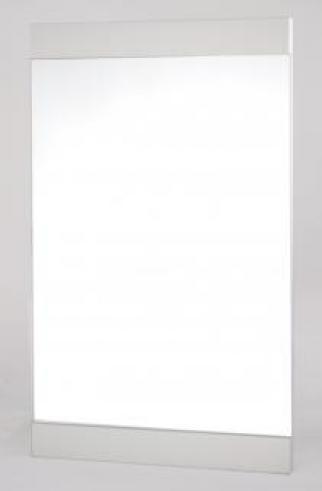 General Furniture White High Gloss Mirror