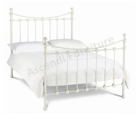 Bentley Designs Alice Antique White Bedstead
