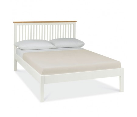 Bentley Designs Atlanta Bentley Designs Atlanta Two Tone ( 135cm ) Low Footend Bed Frame