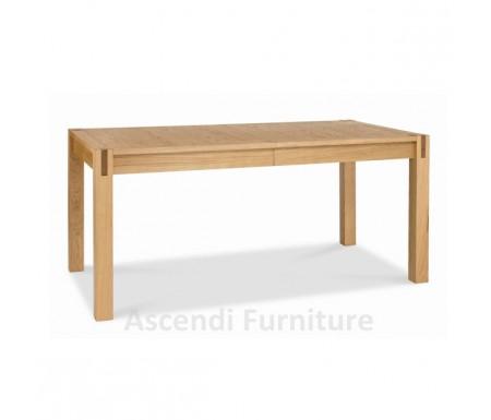 Bentley Designs Studio Oak Extension Dining Table