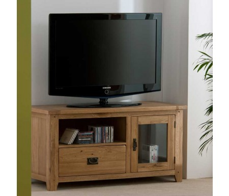 Cabos Solid Oak TV Unit