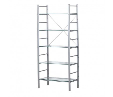 LPD Furniture Elite 5 Tier Shelf Unit