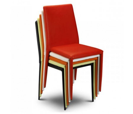 Julian Bowen Jazz Stacking Dining Chairs
