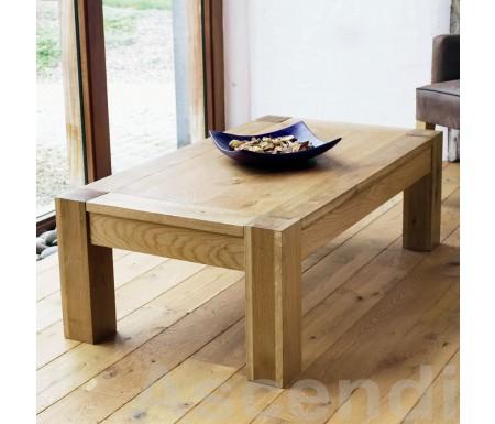 Bentley Designs Lyon Oak Coffee Table