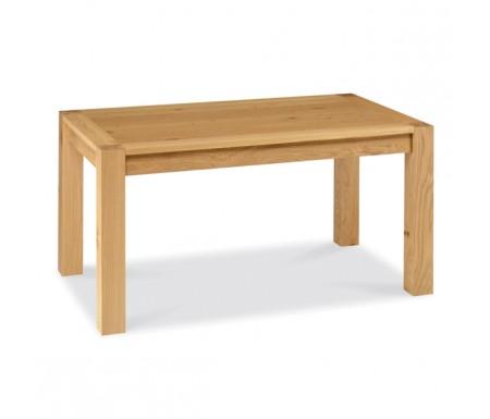 Bentley Designs Lyon Oak 150cm Dining Table