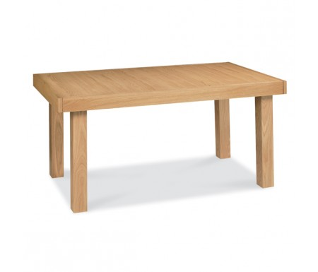 Bentley Designs Osaka Oak 6 - 8 End Extension Dining Table