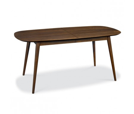 Bentley Designs Oslo Walnut 6 - 8 Extension Dining Table