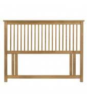 Bentley Designs Atlanta Oak Single ( 135cm ) Headboard