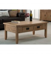 World Furniture Oak Coffee Table