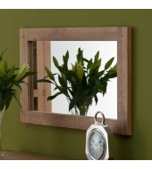 Cabos Solid Oak Mirror
