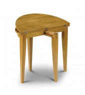 Julian Bowen Consort Pine Dining Table