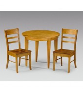 Julian Bowen Consort Honey Pine Dining Set