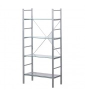 LPD Furniture Elite 4 Tier Shelf