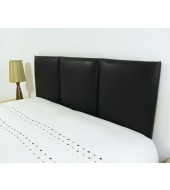 Wealdon Single Faux Leather Headboard