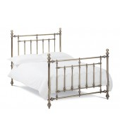 Bentley Designs Imperial 150cm Antique Brass Bed Frame