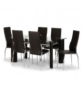 Julian Bowen Boston Dining Set