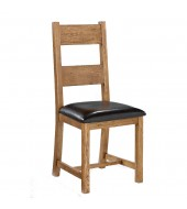 LPD Dorset Solid Oak Dining Chair