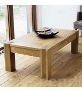 Bentley Designs Lyon Oak Coffee Table