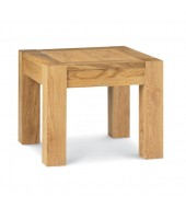 Bentley Designs Lyon Oak Lamp Table