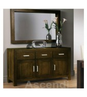Bentley Designs Lyon Walnut 160cm Sideboard
