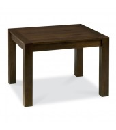 Bentley Designs Lyon Walnut 4 - 6 End Extension Dining Table
