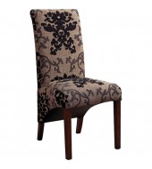 Liberty Patterned Fabric Dining Chair
