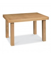 Bentley Designs Osaka Oak 4 - 6 End Extension Dining Table