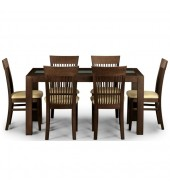 Julian Bowen Santiago Dining Set