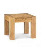 Bentley Designs Lyon Oak Lamp Table