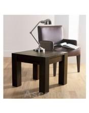 Bentley Designs Lyon Walnut Lamp Table