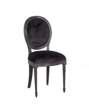 Moulin Noir Velvet Chair
