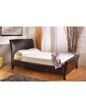 Kaydian Design Rothbury Leather Bed