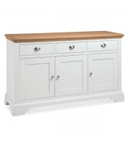 Bentley Designs Hampstead Two Tone Wide Sideboard